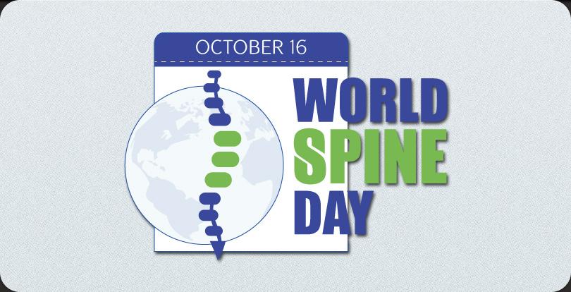 Happy World Spine Day