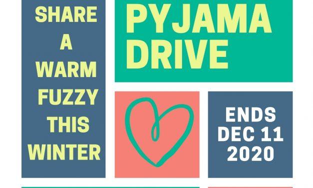 2020 WNCM Pyjama Drive